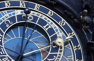 Reloj Torre del Ayuntamiento de Praga