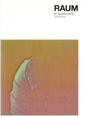 RAUM poetry magazine