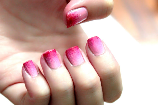 chialynn ombre nails