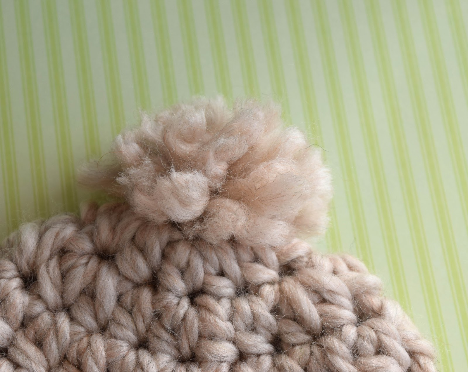 Chunky Newborn Beanie Pattern   PA Country Crafts