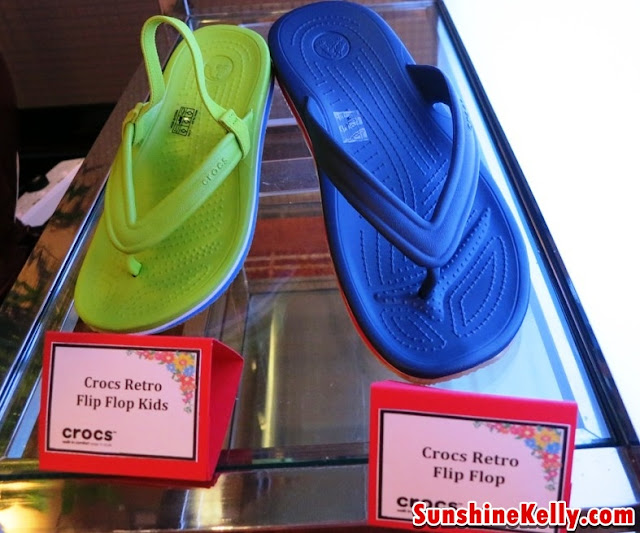Crocs Retro Flip Flop