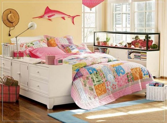 paint ideas for little girls bedroom | Modern Home Design