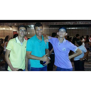 WESLEY, FAGNER E LEONARDO