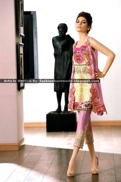 Sobia Nazir Eid Collection 2015 - Luxury Pret