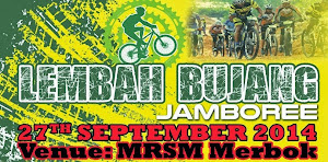 Lembah Bujang Jamboree 2014 - 27 September 2014