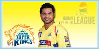 IPL Chennai Super Kings Players Profile and IPL Players Records All Season