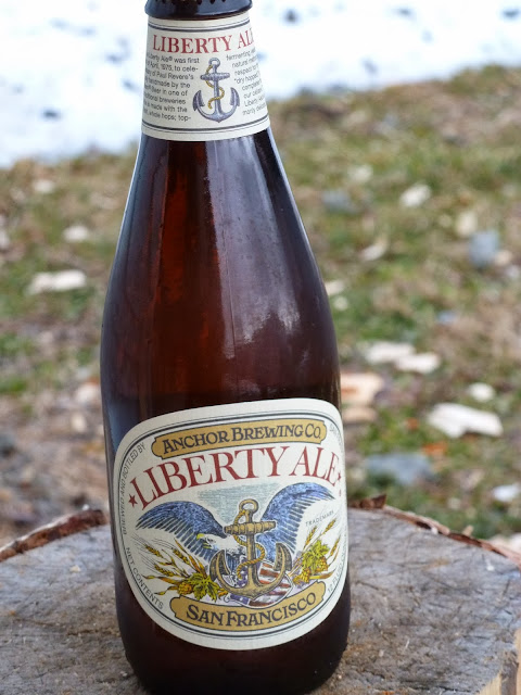 Beer Review (26): Anchor Brewing Co. Liberty Ale
