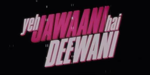 Yeh Jawaani Hai Deewani - Official Trailer Starer Deepika Padukone and Ranbir Kapoor