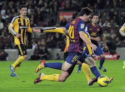 Barcelona 4 - 0 Real Zaragoza (2)