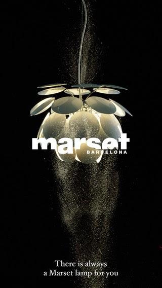 Lámparas diseño Marset Barcelona