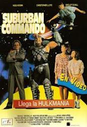Assistir Comando Suburbano Dublado Online 1991
