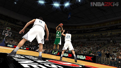 NBA 2K14 Gameplay Videos from Gamescom 2013