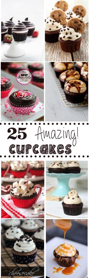 Amazing Cupcakes Recipes