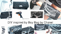 DIY, DIY bag, DIY Chanel, boy bag, boy bag chanel, boy bag catene Chanel, fashion DIY, craft, diy project, tutorial, fashion, fashionblog, fashionblogger, diyblog, diyblogger, themorasmoothie, chanel, bag, diycraft, tutorialbag, crafts