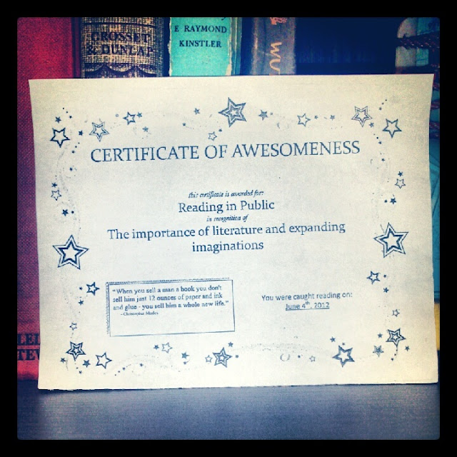 A slice of brie certificate of awesomeness for Certificate of awesomeness