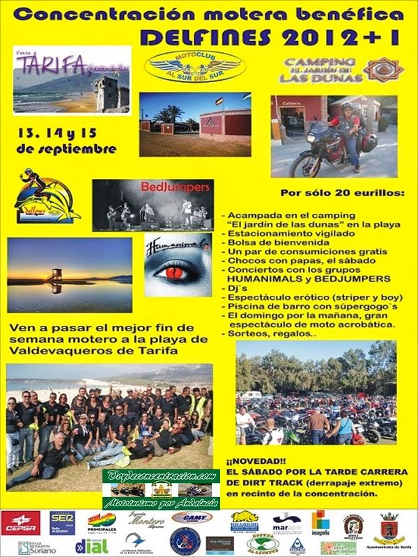 Voydeconcentracion com concentraciones de motos en for Camping jardin de las dunas