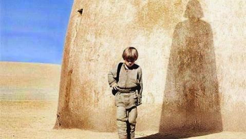 Sombra Darth Vader Anakin Skywalker