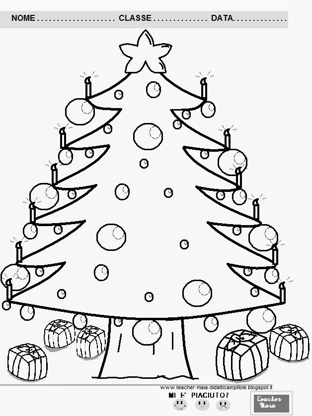 abbastanza Teacher Maia- Il blog della maestra Maia: Natale-Disegni da  JZ21