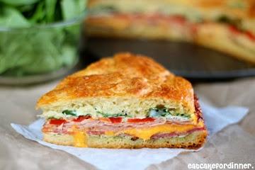Baked Italian Sandwich