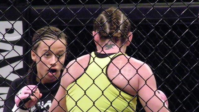 Marianna Kheyfets vs. Molly Helsel XFC 14