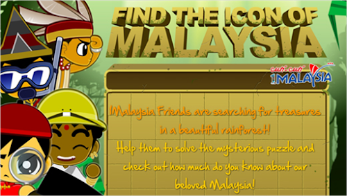 Tourism Malaysia 'Find the Icon of Malaysia' Contest