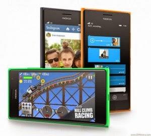 Harga Nokia Lumia 735, Ponsel Untuk Penggemar Selfie