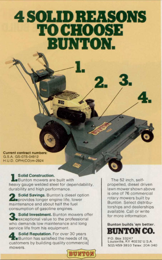 progress is fine but it s gone on for too long bunton lawn trimmer rh progress is fine blogspot com bunton mower service manual Bunton Owner's Manual