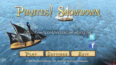 Pirates! Showdown Free Apps 4 Android