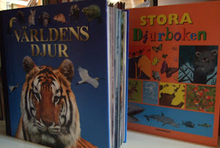 Världen djur och Stora Djurboken