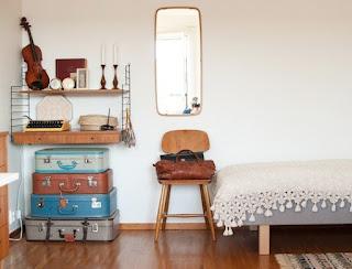 habitacion vintage