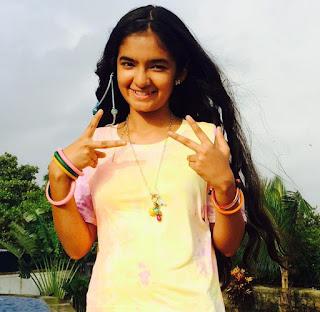 Profil Biodata Anushka Sen Pemeran Meher Dagli