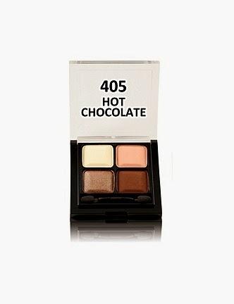 Hean 405 hot chocolate cień