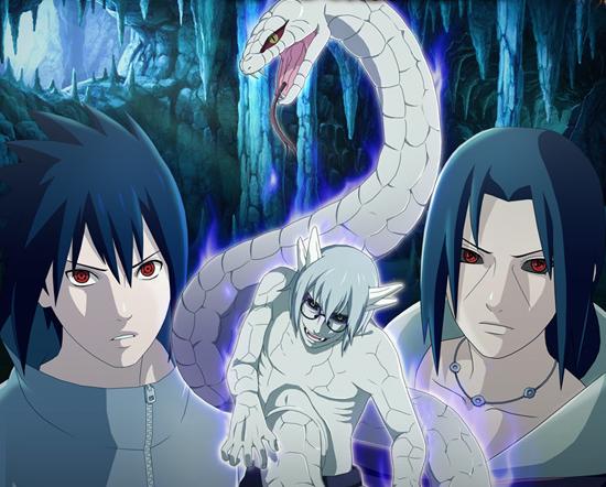Sasuke And Itachi Vs Kabuto Storm 3 Dlc para naruto storm 3,