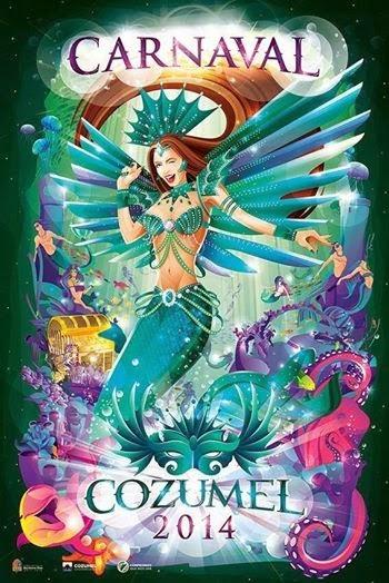 mejores carnavales de méxico