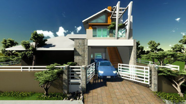 Architectural Home Design In The Philippines BuildersPhilippines