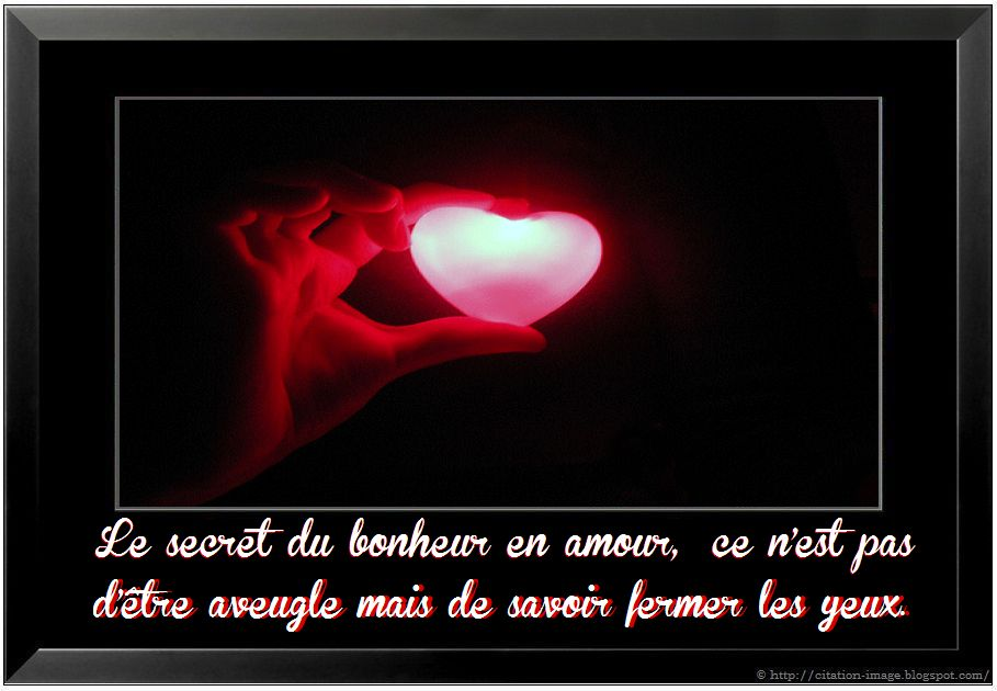 image amour secret
