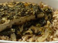 halibut chermoula marinade