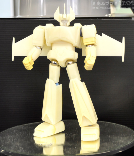 Dynamite Action Danguard Ace Prototype Figure