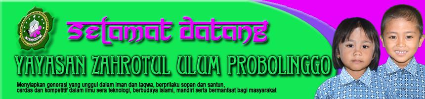 Yayasan Zahrotul Ulum Probolinggo