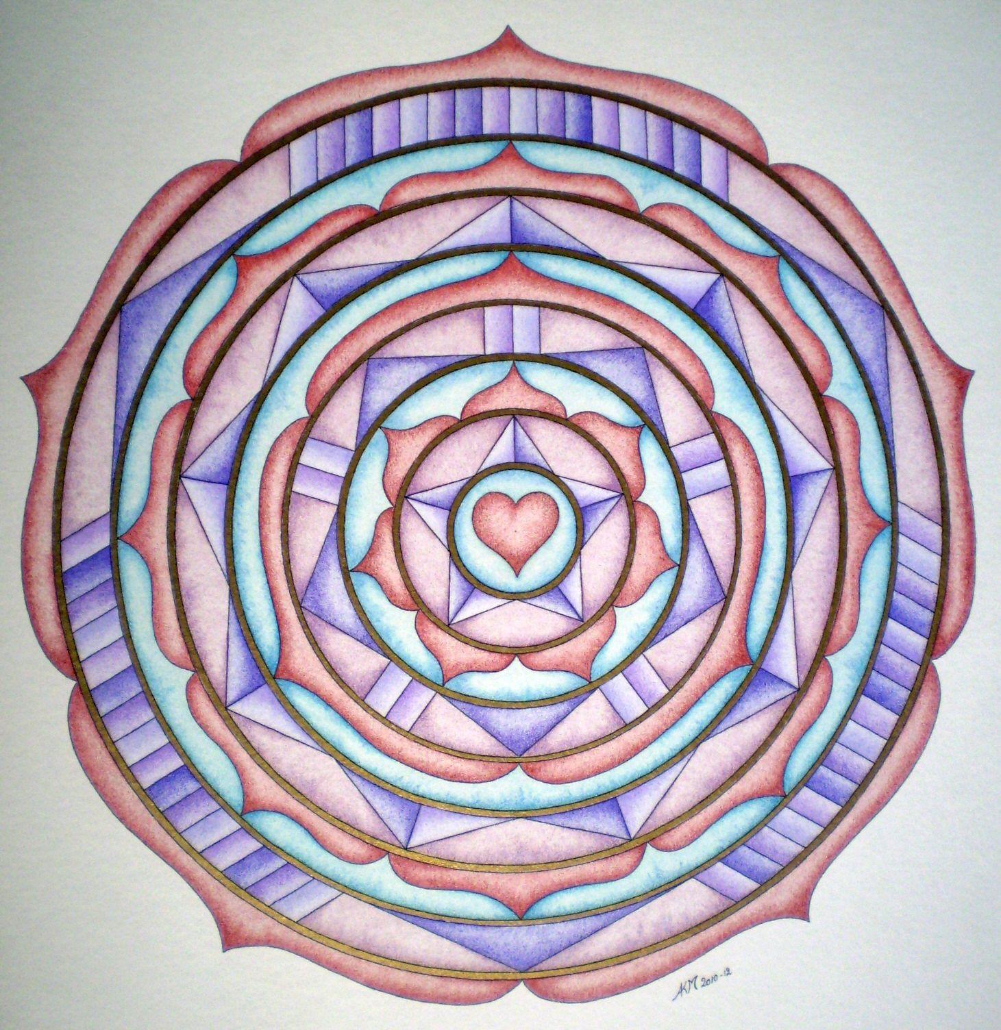 Workshops Numerologische Naam-Mandala's