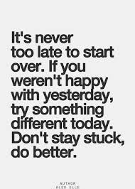 www.alysonhorcher.com, alysonhocher@gmail.com, www.facebook.com/alyson.horcher, monday motivation, never miss a monday, be positive, what consumes your mind controls your life, it's never too late to start over