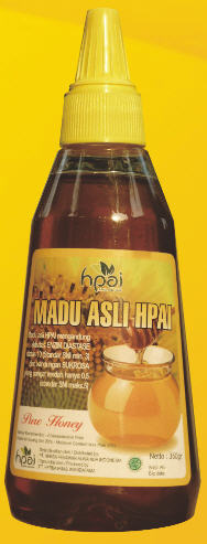Madu Asli HPA Indonesia