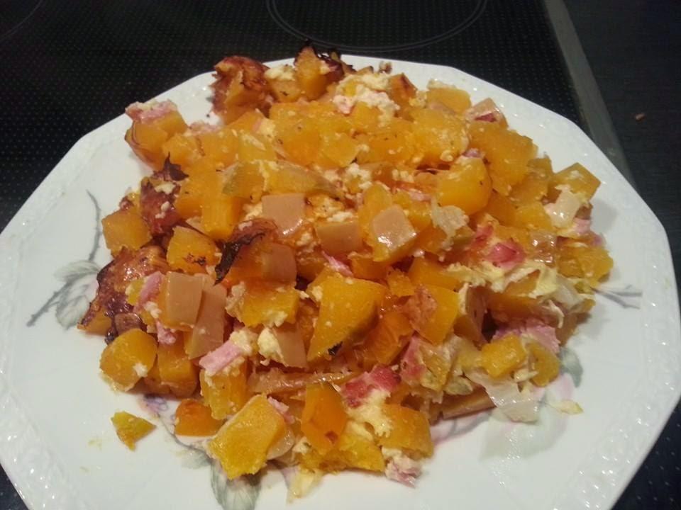 Lecker und kalorienarm kochen k rbis auflauf for Kochen kalorienarm
