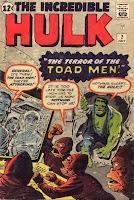 Incredible Hulk #2 comic image