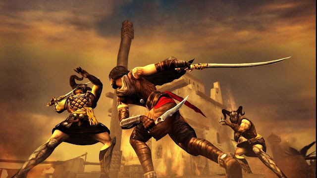 prince of persia revelation psp cso free download