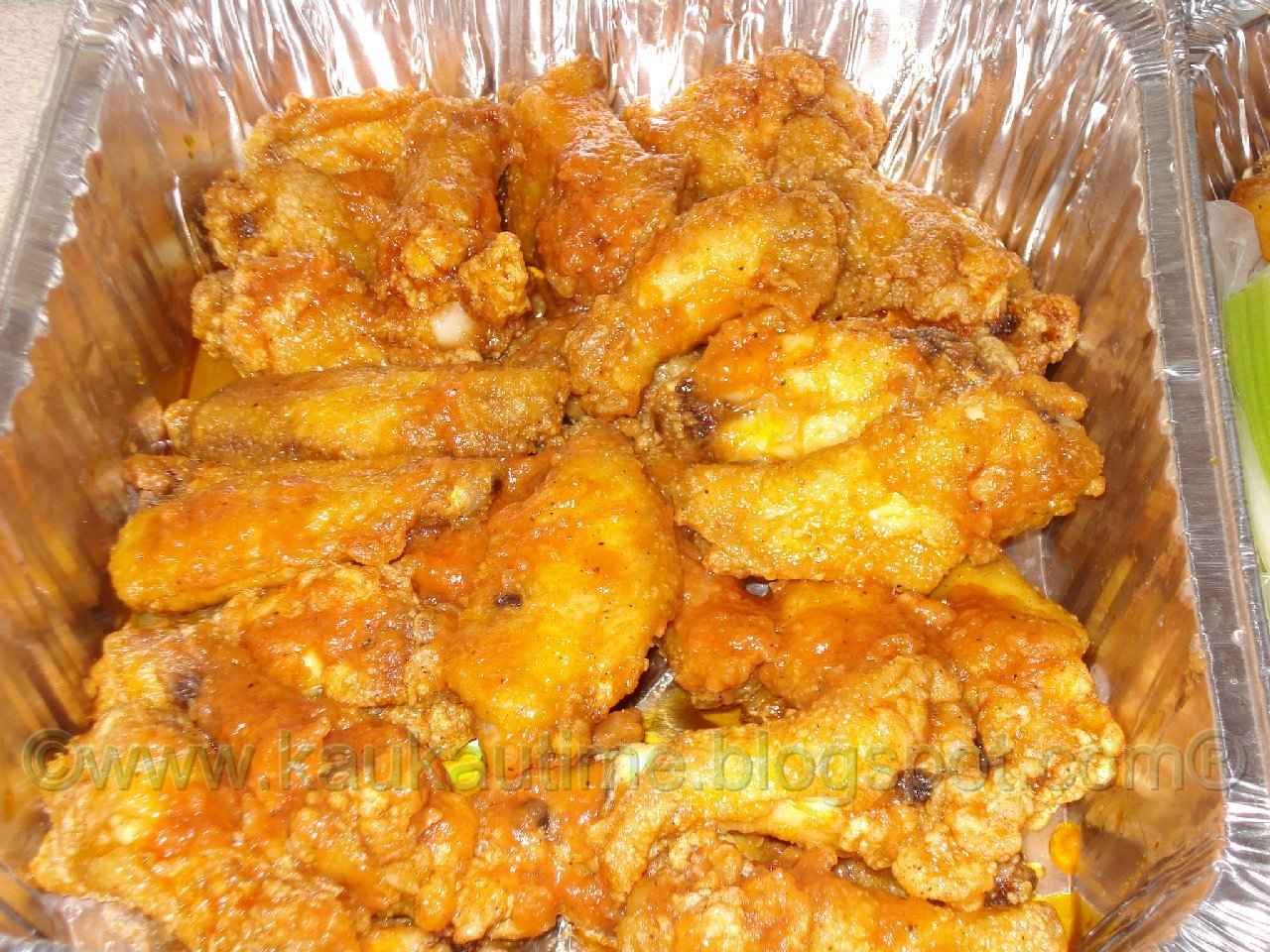 Kaukau time kaukau is a hawaiian pidgin slang word meaning authentic spicy hot buffalo style chicken wings forumfinder Choice Image