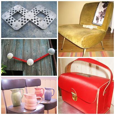Les dedees vintage recup creations preparez la fete for Brocante en ligne meubles