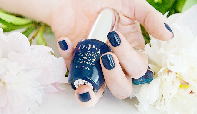 opi, infinite shine, review
