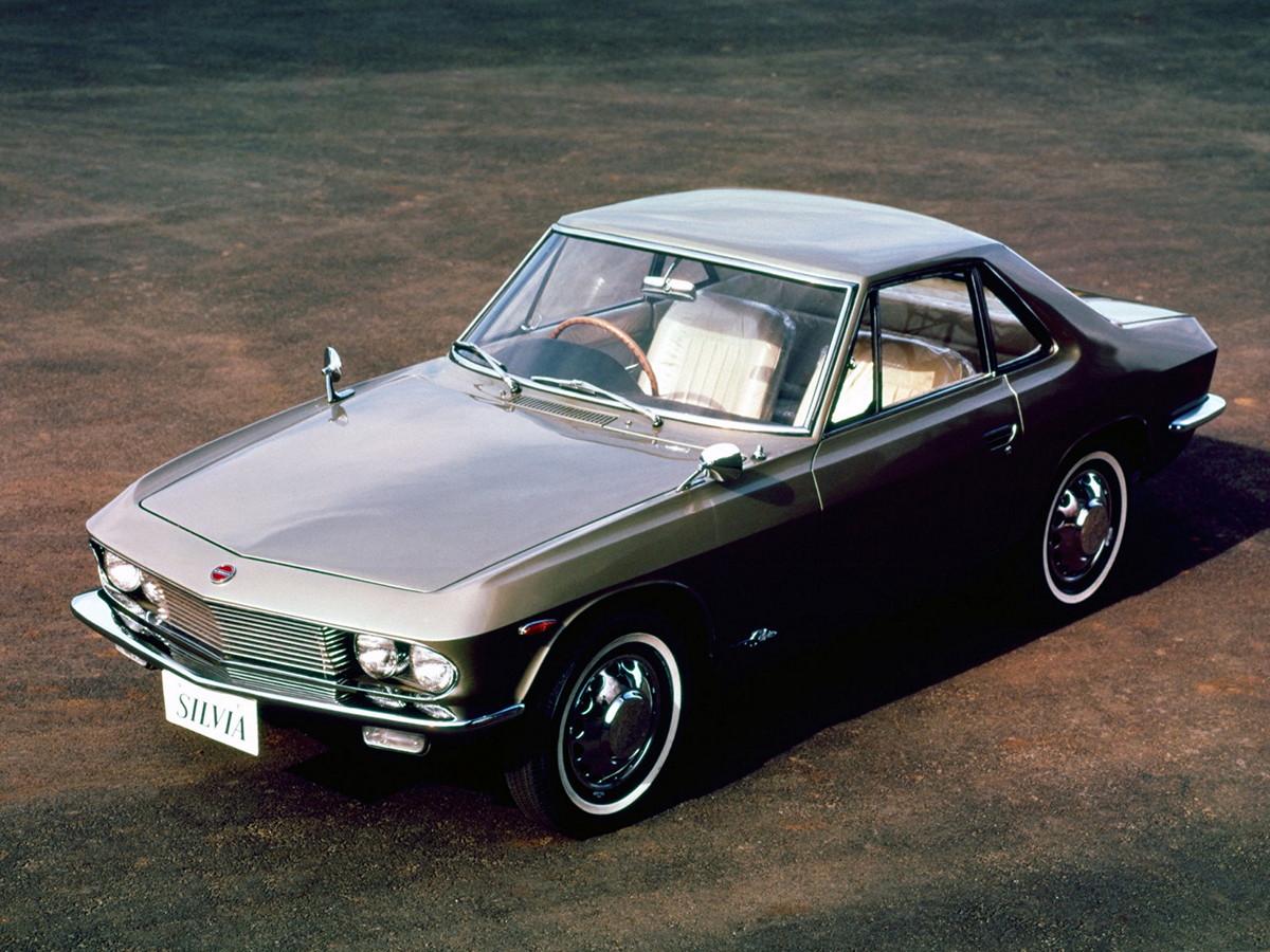 Nissan Silvia, CSP311, eleganckie coupe, piękne auta