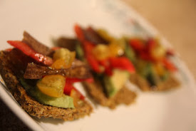Visit my Raw Food blog!